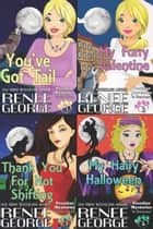 Peculiar Mysteries Books 1 - 4 - Peculiar Mysteries Collection, #1 ebook by Renee George