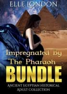 Impregnated By The Pharaoh Bundle: Ancient Egyptian Historical Adult Collection ebook by Elle London