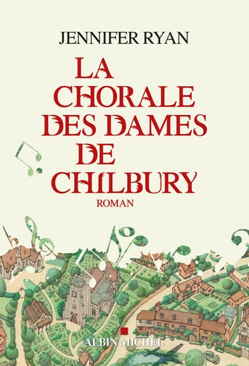La Chorale des dames de Chilbury ebook by Jennifer Ryan