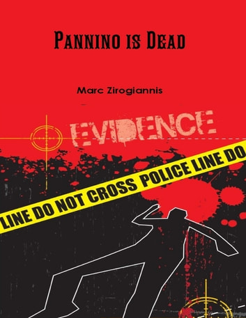 Pannino Is Dead ebook by Marc Zirogiannis