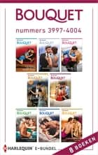 Bouquet e-bundel nummers 3997 - 4004 - 8-in-1 ebook by Maisey Yates, Abby Green, Rachael Thomas,...