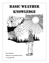 Basic Weather Knowledge ebook by Mors Kochanski