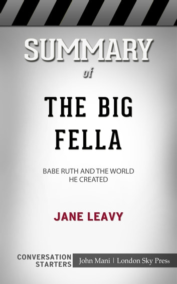 Who was babe ruth book summary-2404