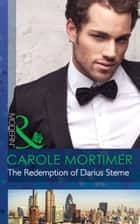 The Redemption of Darius Sterne (Mills & Boon Modern) (The Twin Tycoons, Book 1) 電子書 by Carole Mortimer