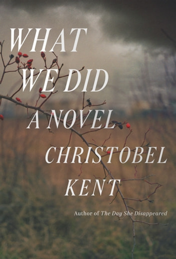 What We Did - A Novel ebook by Christobel Kent