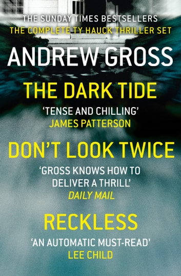 Andrew Gross 3-Book Thriller Collection 1: The Dark Tide, Don't Look Twice, Relentless ebook by Andrew Gross