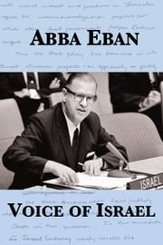 Voice of Israel ebook by Abba Eban