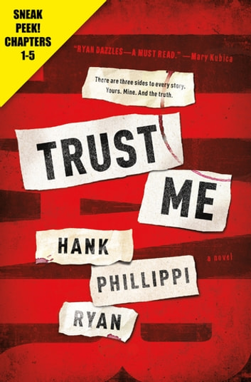 Trust Me Sneak Peek ebook by Hank Phillippi Ryan