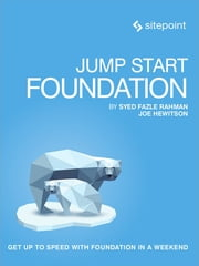 Jump Start Foundation ebook by Rahman,Hewitson