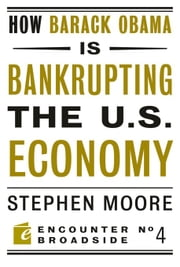 How Barack Obama is Bankrupting the U.S. Economy ebook by Stephen Moore