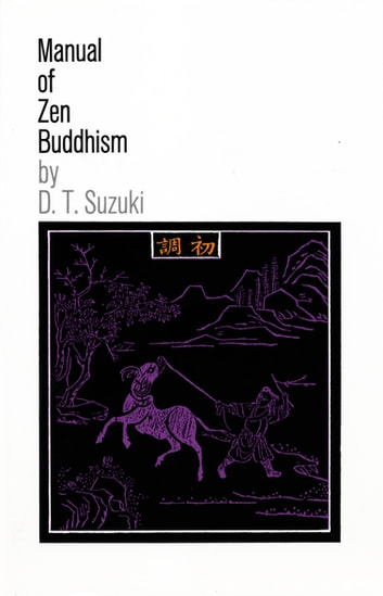 Manual of Zen Buddhism ebook by D.T. Suzuki