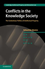Conflicts in the Knowledge Society ebook by Haunss, Sebastian