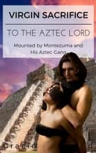 Virgin Sacrifice to The Aztec Lords, Mounted By Montezuma and His Aztec Gang ebook by Gracie Lacewood