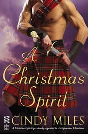 A Christmas Spirit - (InterMix) ebook by Cindy Miles