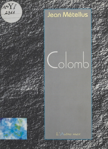 Colomb ebook by Jean Métellus
