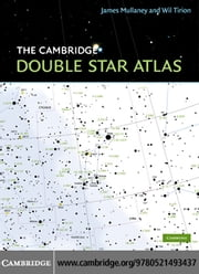 The Cambridge Double Star Atlas ebook by Mullaney,James