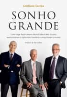 Sonho grande ebook by Cristiane Correa