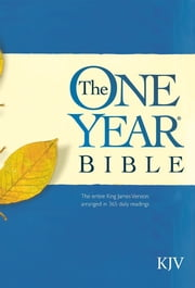 The One Year Bible KJV ebook by Tyndale