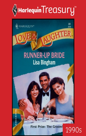 Runner-Up Bride eBook by Lisa Bingham