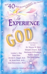 The Experience of God ebook by Jonathan Robinson