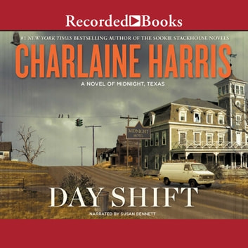 Day Shift Audiobook By Charlaine Harris