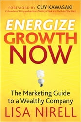 Energize Growth NOW - The Marketing Guide to a Wealthy Company ebook by Lisa Nirell