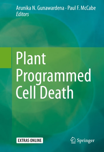 Plant Programmed Cell Death ebook by