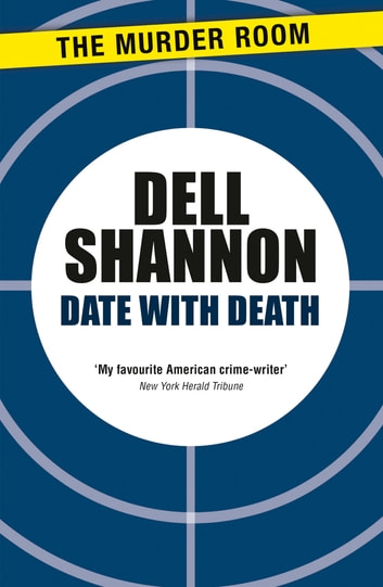 Date with Death ebook by Dell Shannon