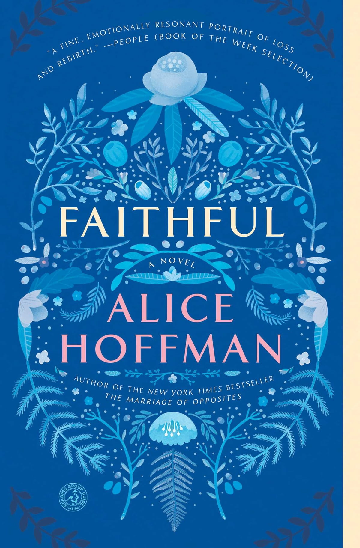 Faithful  A Novel Ebook By Alice Hoffman