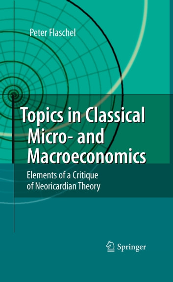 elements of microeconomics Microeconomics principles from university of illinois at urbana-champaign this course offers an introduction to the functions of individual decision-makers—both consumers and producers—within.