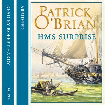 HMS Surprise audiobook by Patrick O'Brian