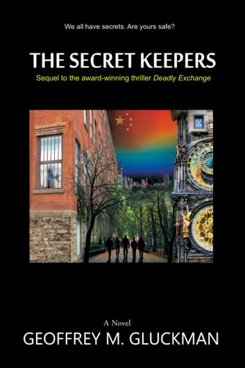 The Secret Keepers ebook by Geoffrey M. Gluckman