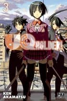 UQ Holder! T03 eBook by Ken Akamatsu