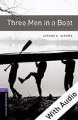 Three Men in a Boat - With Audio