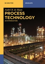 Process Technology - An Introduction ebook by André B. de Haan