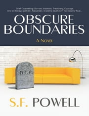 Obscure Boundaries ebook by S. F. Powell
