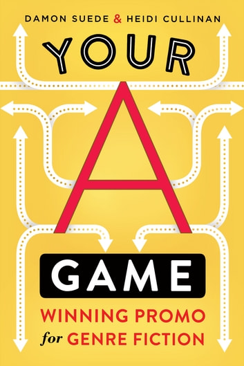 Your A Game - winning promo for genre fiction ebook by Damon Suede,Heidi Cullinan