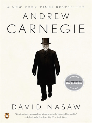 an introduction to the life of andrew carnegie Scottish immigrant andrew carnegie worked his way up from bobbin boy to telegraph operator to by the end of his life  with an introduction by gordon hutner.