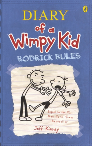 Rodrick Rules - Diary of a Wimpy Kid ebook by Jeff Kinney