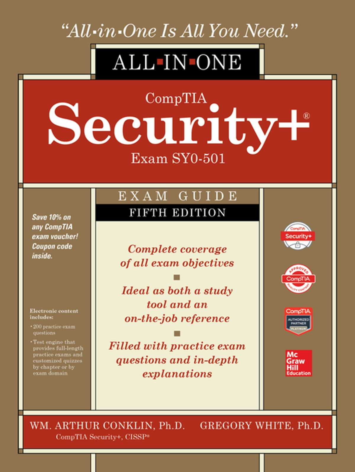 Principles of computer security fourth edition ebook by greg white comptia security all in one exam guide fifth edition exam sy0 fandeluxe Gallery
