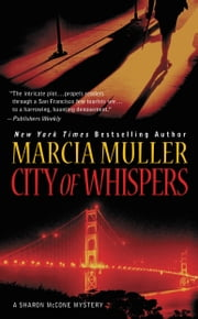 City of Whispers ebook by Marcia Muller