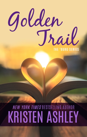 Golden Trail ebook by Kristen Ashley