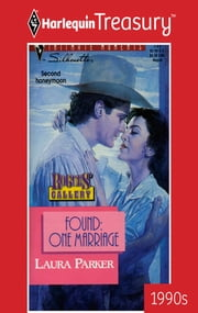 Found: One Marriage ebook by Laura Parker