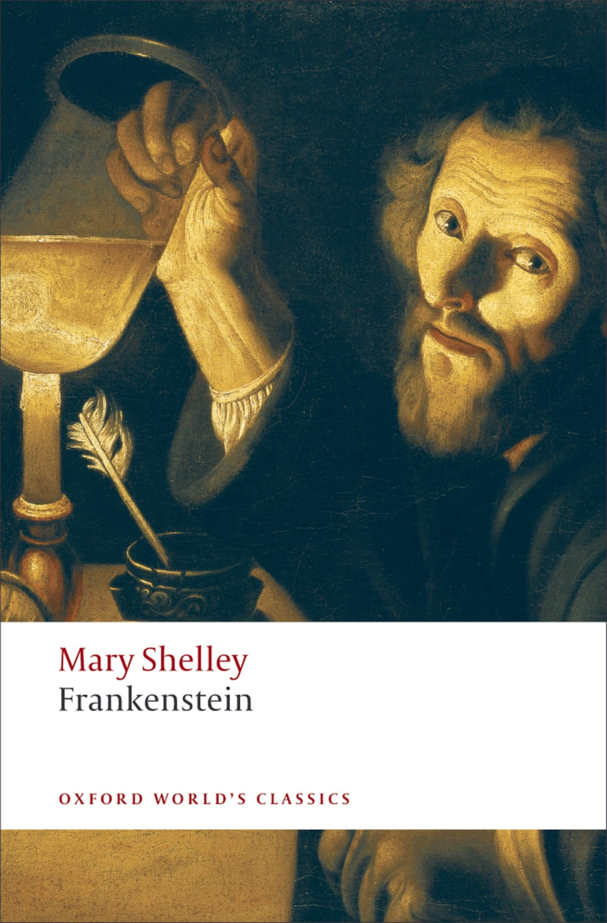 how is mary shelleys frankenstein the modern Mary wollstonecraft (godwin) shelley frankenstein, or the modern prometheus how slowly the time passes here, encompassed as i am by frost and snow yet a second step is taken towards my enterprise i have hired a vessel and am occupied in collecting my sailors those whom i have already.