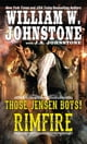 Rimfire ebook by William W. Johnstone,J.A. Johnstone