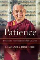 Patience ebook by Lama Zopa Rinpoche