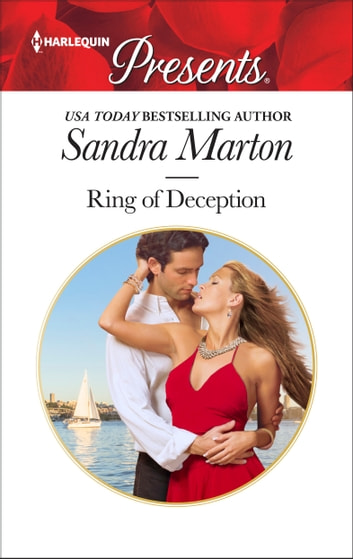 Ring of Deception ebook by Sandra Marton