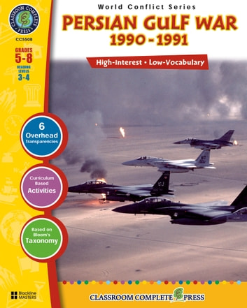 Persian Gulf War (1990-1991) Gr. 5-8 ebook by Nat Reed