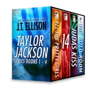 J.T. Ellison Taylor Jackson Series Books 1-4 - All the Pretty Girls\14\Judas Kiss\The Cold Room ebook by J.T. Ellison