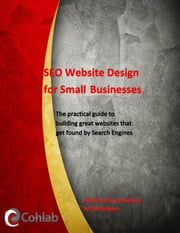 SEO Website Design for Small Businesses ebook by Cliff Robbins